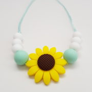 Sunflower Mini-me Necklace